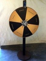 The Deal Magnetic Custom Prize Wheel